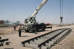 احداث پروژه مشارکتی رمپ و لوپ های تقاطع غیرهمسطح راه آهن بندر امام خمینی (ره)/ پیشرفت پروژه ۵۵ درصد