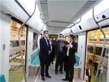 همکاری وزارت کشور و متروی تهران برای انبوهسازی قطار ملی