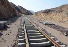 قرارگاه خاتم ۹۰ هزار تن ریل ملی برای راه آهن چابهار-زاهدان خرید
