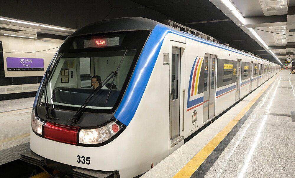 ایستگاه مترو برجمیلاد به مرحله بهرهبرداری رسید