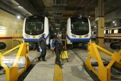 مترو تهران برای تعمیر و نگهداری ۵۰۰۰ میلیارد تومان نیاز دارد
