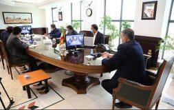 اهداف بلند ایران و افغانستان برای خط ریلی خواف-هرات