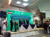 وزیر دفاع:آمادگی وزارت دفاع برای انتقال تجربیات خودکفایی به صنایع ریلی