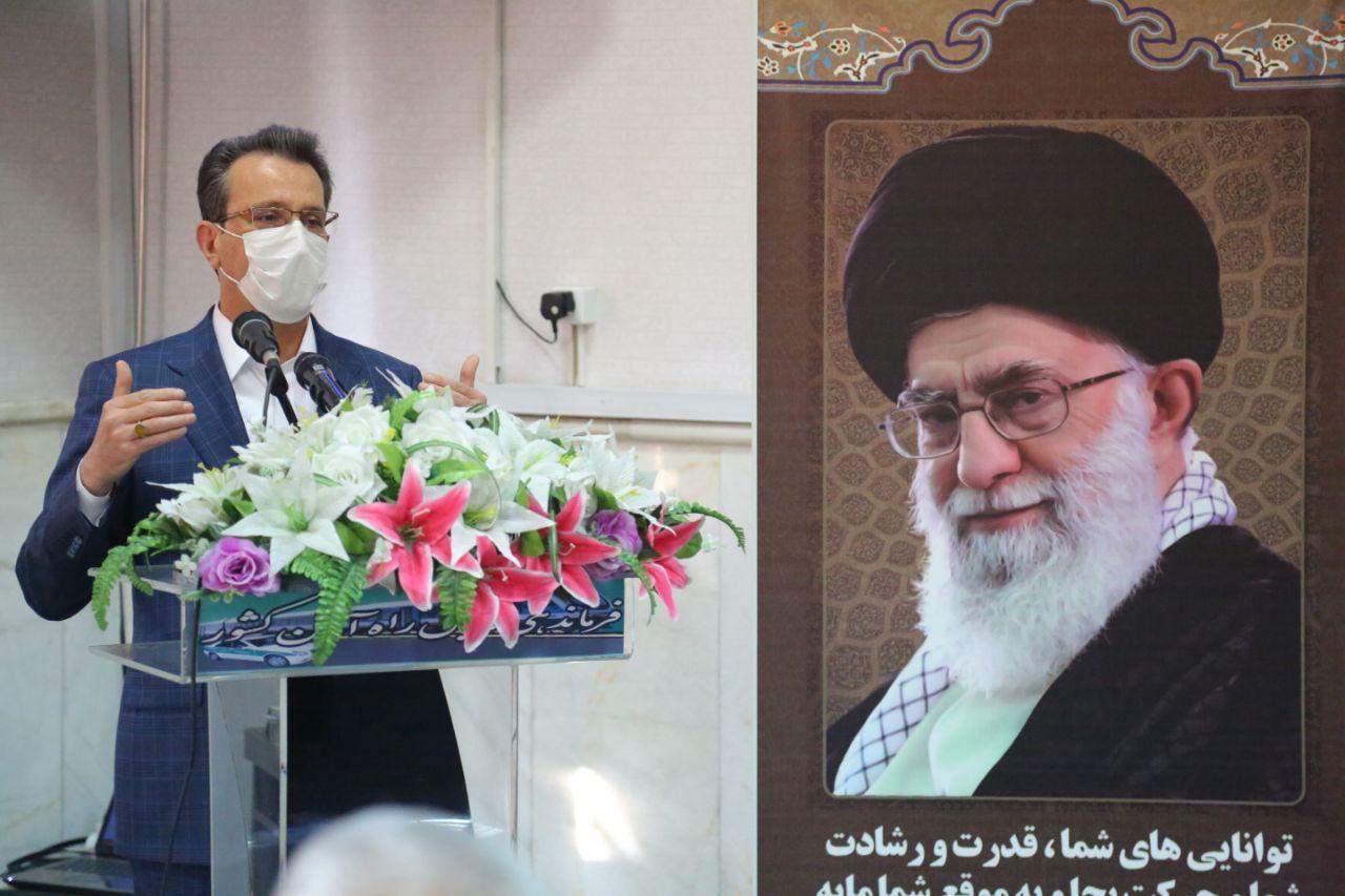 برگزاری آیین افتتاح مرکز مانیتورینگ پلیس راه آهن کشور