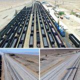 اتمام عملیات فاز یک پروژه خط کمربندی چادرملو