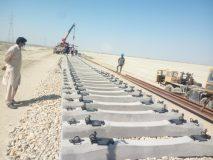 ۹۱ هزار تن ریل برای پروژه چابهار-زاهدان نیاز است / تامین ریل از ذوب آهن طبق استانداردهای بین المللی است