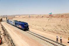 افتتاح اتصال ریلی ایران به افغانستان طی ماه آینده