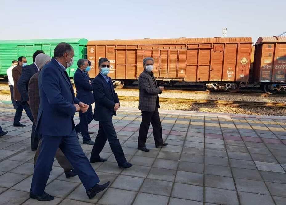 راه آهن خواف – هرات در روزهای آتی به بهرهبرداری میرسد