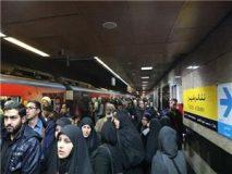 مذاکره برای کاهش خط مبنای تعیین شده جابه جایی مسافران مترو