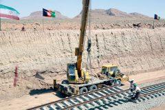 همه ظرفیتهای راهآهن خواف-هرات