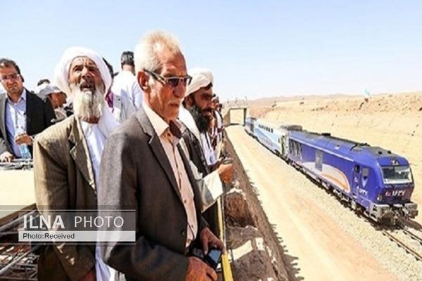 صادرات ایران به افغانستان ۶ برابر صادرات به اتحادیه اروپا/ کاهش هزینه تجار منطقه با افتتاح راهآهن خواف-هرات/ افزایش حضور شرکتهای چینی در پروژههای عمرانی