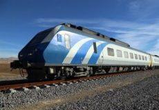 بهره برداری از ایستگاه راهآهن در دهه فجر