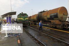 میزان بارگیری در راه آهن اراک ۱۲ درصد افزایش یافت