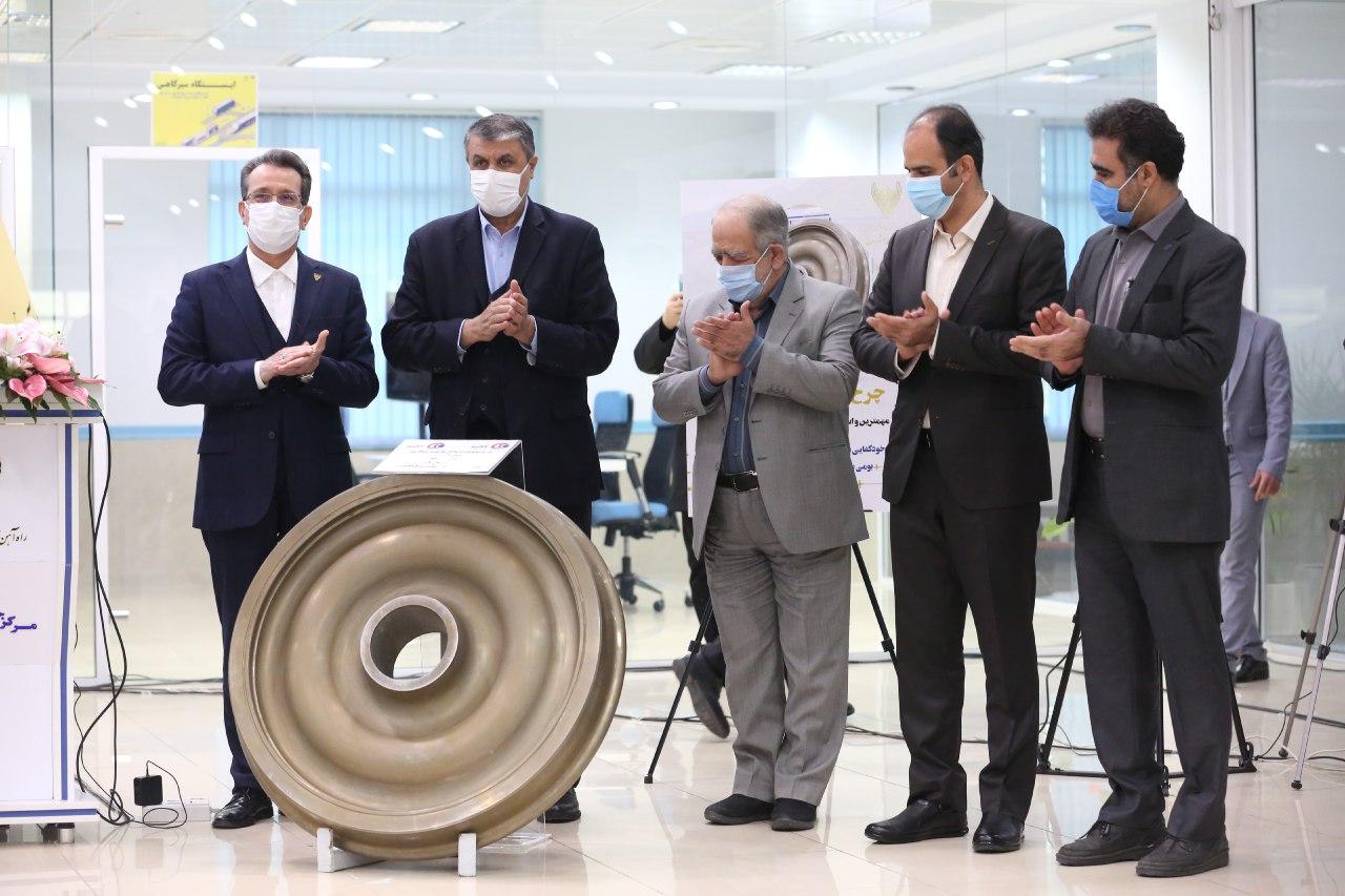 تولید چرخ واگن و ترمز برای اولین بار در کشور