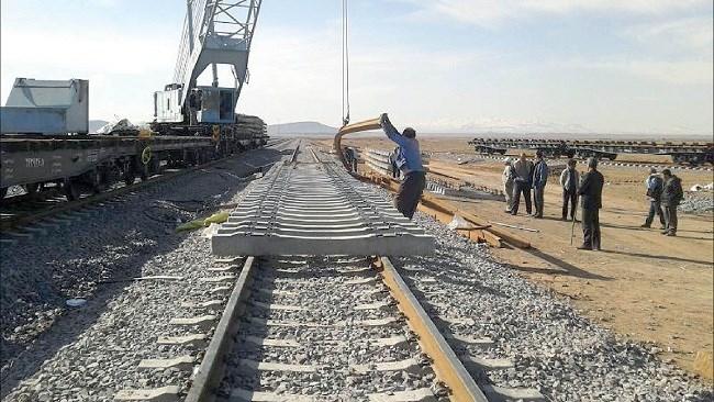 ساخت راه آهن بوشهر سال ۱۴۰۰ سرعت میگیرد