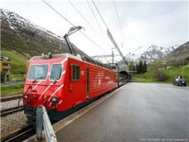 ارتباطات ریلی ایتالیا و سوئیس قطع میشود