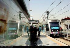 قطار شهری مشهدمقدس چه زمانی به حرم منور رضوی متصل میشود؟