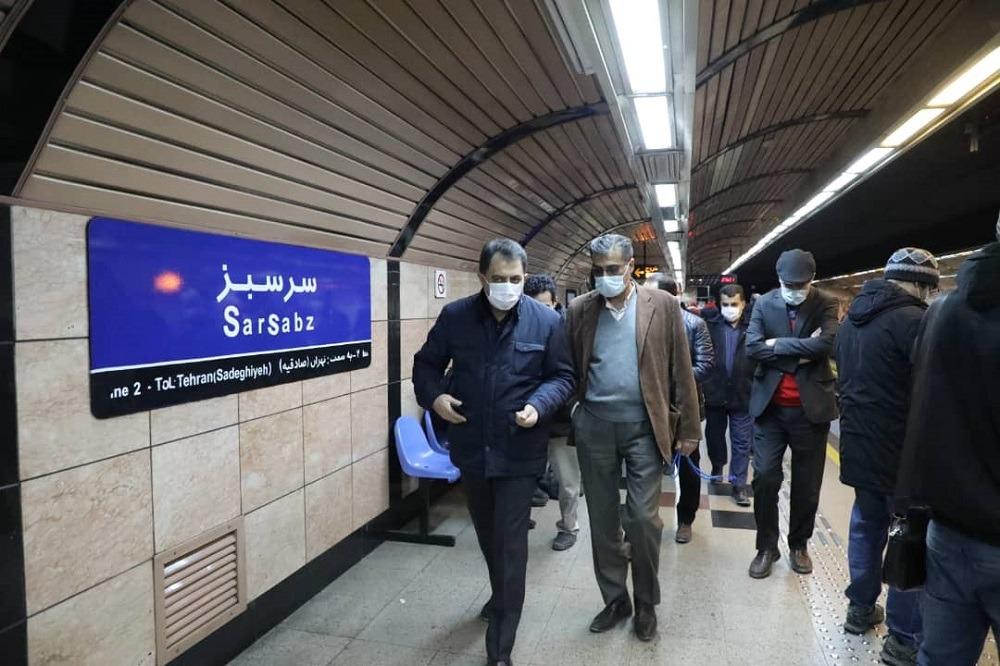 شناسایی ایستگاه های منتخب مترو برای احداث فروشگاه شهروند