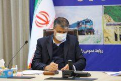 تاکید وزیر راه بر لزوم خودکفایی در ساخت واگنهای مسافری
