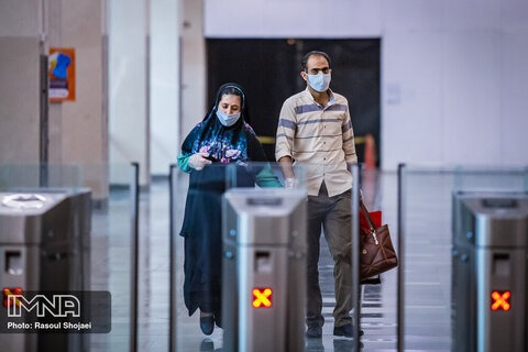 بهای بلیط مترو اصفهان برای ۱۴۰۰ تصویب شد
