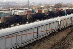 افزایش۳۱۶ درصدی تن کیلومتر بارگیری و ۸۱ درصدی تناژبار گیری شده اداره کل راه آهن شمالغرب