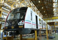 ستاری: ۸۵ درصد طراحی و ساخت ۳۱ رام قطار ملی آغاز شد
