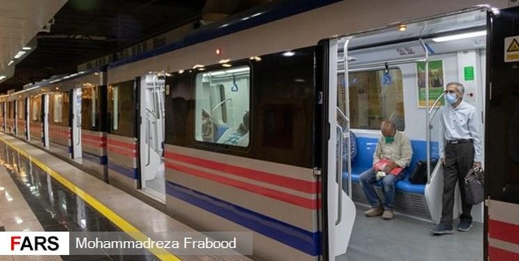 تجهیز ایستگاه مترو به وای فای رایگان