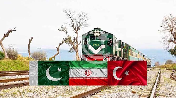 بررسی طرح راه اندازی قطار اسلام آباد – تهران – استانبول در اجلاس لاهور