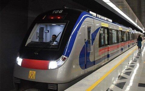خط یک مترو اصفهان به بهارستان میرسد