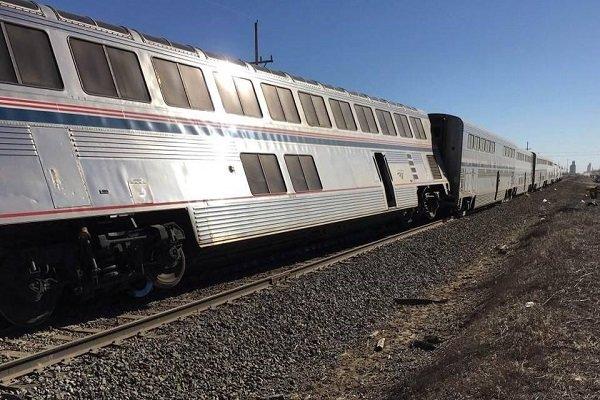 توقف حرکت قطارها در محور جنوب