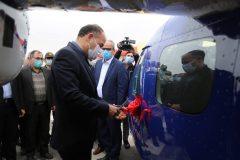 بازسازی فرودگاه جاجرم و بهسازی ایستگاه راه آهن امیر آباد