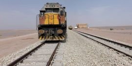 وعده تکمیل پروژه ملی راهآهن یزد_ابرکوه اقلید تا خرداد ۱۴۰۰